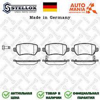 Тормозные колодки на Опель Астра, накладки для Opel Astra  Stellox   968002SX