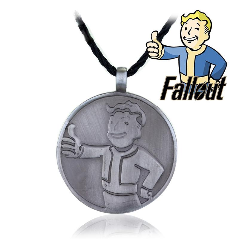 Кулон Фоллаут Fallout Vault - Tec Boy