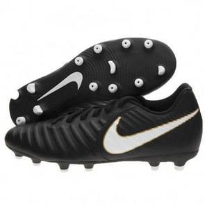 Бутсы Nike Tiempo Rio IV FG 897759-002 (оригинал)