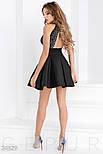 Пышное коктейльное платье, фото 3