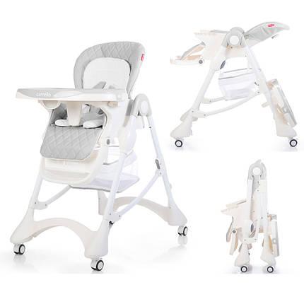 Детский стульчик для кормления CARRELLO Caramel CRL-9501/3, фото 2