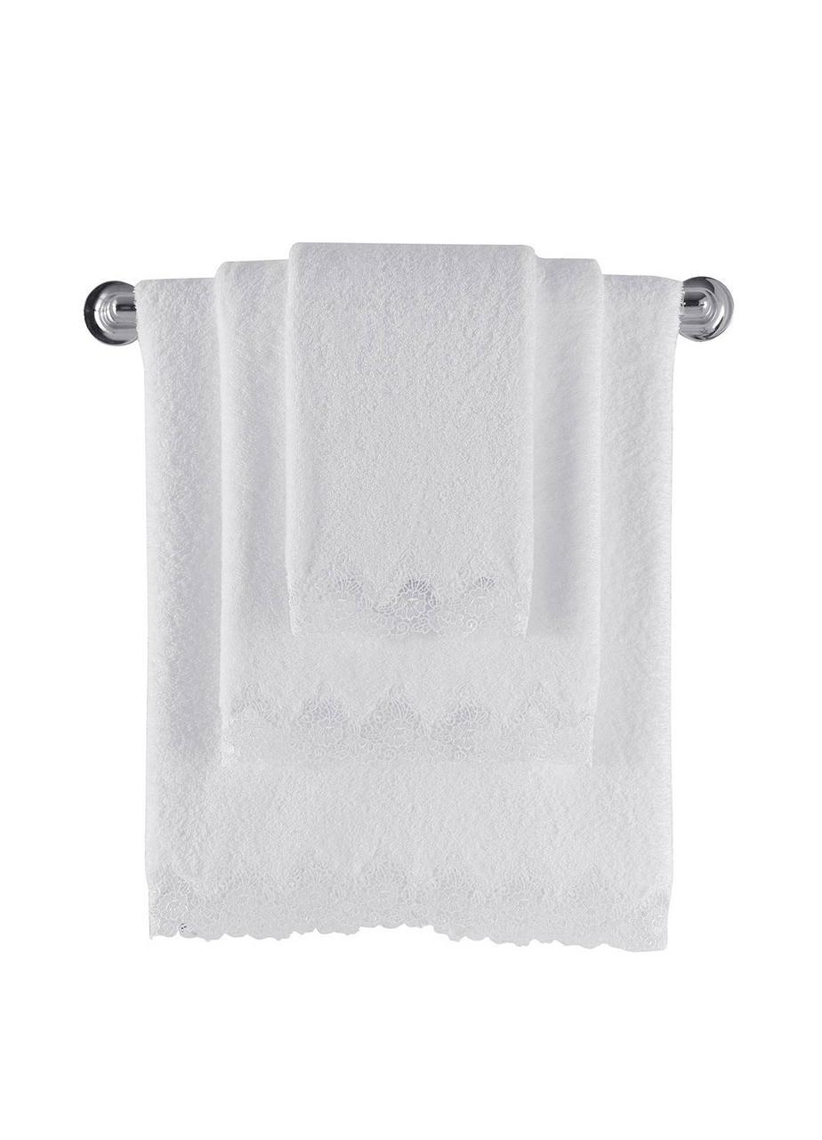Полотенце Soft Cotton ANGELIC 50*100 50*100, Кремовый