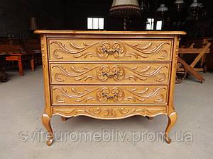 Комод деревяний в стилі Луї