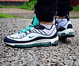 Кроссовки  44 размер мужские Nike AIR MAX 98 М0063, фото 3