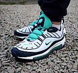Кроссовки  44 размер мужские Nike AIR MAX 98 М0063, фото 4