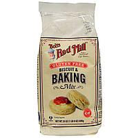 Bobs Red Mill, Смесь для печенья и выпечки без глютена, 24 унции (680 г)
