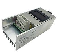220V 10000 Вт Электронный регулятор напряжения + вольтметр, фото 1