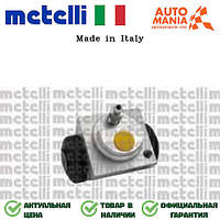 Тормозные цилиндры на Рено Канго, цилиндры тормозные для Renault Kangoo  Metelli   040984
