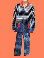Велюровые костюмы большие размеры джинса