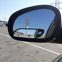 Мертвые зоны на боковые зеркала