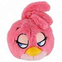 Мягкая игрушка - ANGRY BIRDS (Стелла, озвуч., 20см)