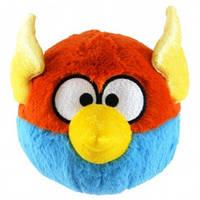 Мягкая игрушка - ANGRY BIRDS SPACE (птичка синяя, озвуч., 12см)