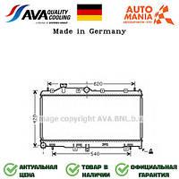 Радиатор на Субару Форестер, радиатор двигателя для Subaru Forester  Ava Quality Cooling   SU2065