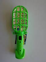 Светодиодный (LED)  аварийный фонарь KINZO для автомобиля с магнитом, зеленого цвета, артикул: 8711252012995., фото 1