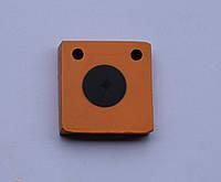 Гонг мишень 50х50 квадрат для мелкокалиберного Сателит (601), фото 1
