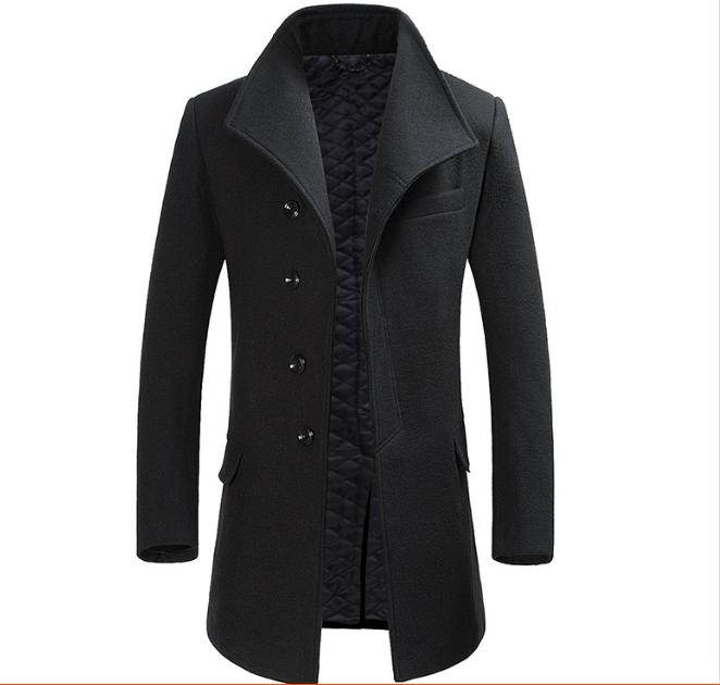 Мужское пальто. Модель 1884 - купить Украина - modaland.com.ua ... 3878a2a839aba
