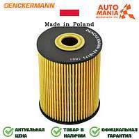 Масляный фильтр на Фольксваген Таурег, фильтр двигателя для Volkswagen Touareg  Denckermann   A210173