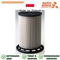 Топливный фильтр на Фольксваген Таурег, фильтр топлива для Volkswagen Touareg  Denckermann   A110689