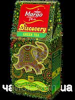Чай Марго зелений Дісковері Gunpowder чай 100 гр -
