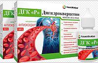 Дигідрокверцетин (ДГК-Р). Відновлення мікроциркуляції крові при інсульті, інфаркті, пневмонії, бронхіті.