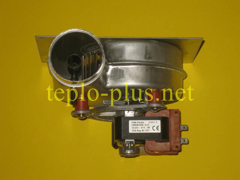 Вентилятор 8716143201 Buderus Logomax U022-24K, U052-24, U052-24K, U052-28, U052-28K, фото 5