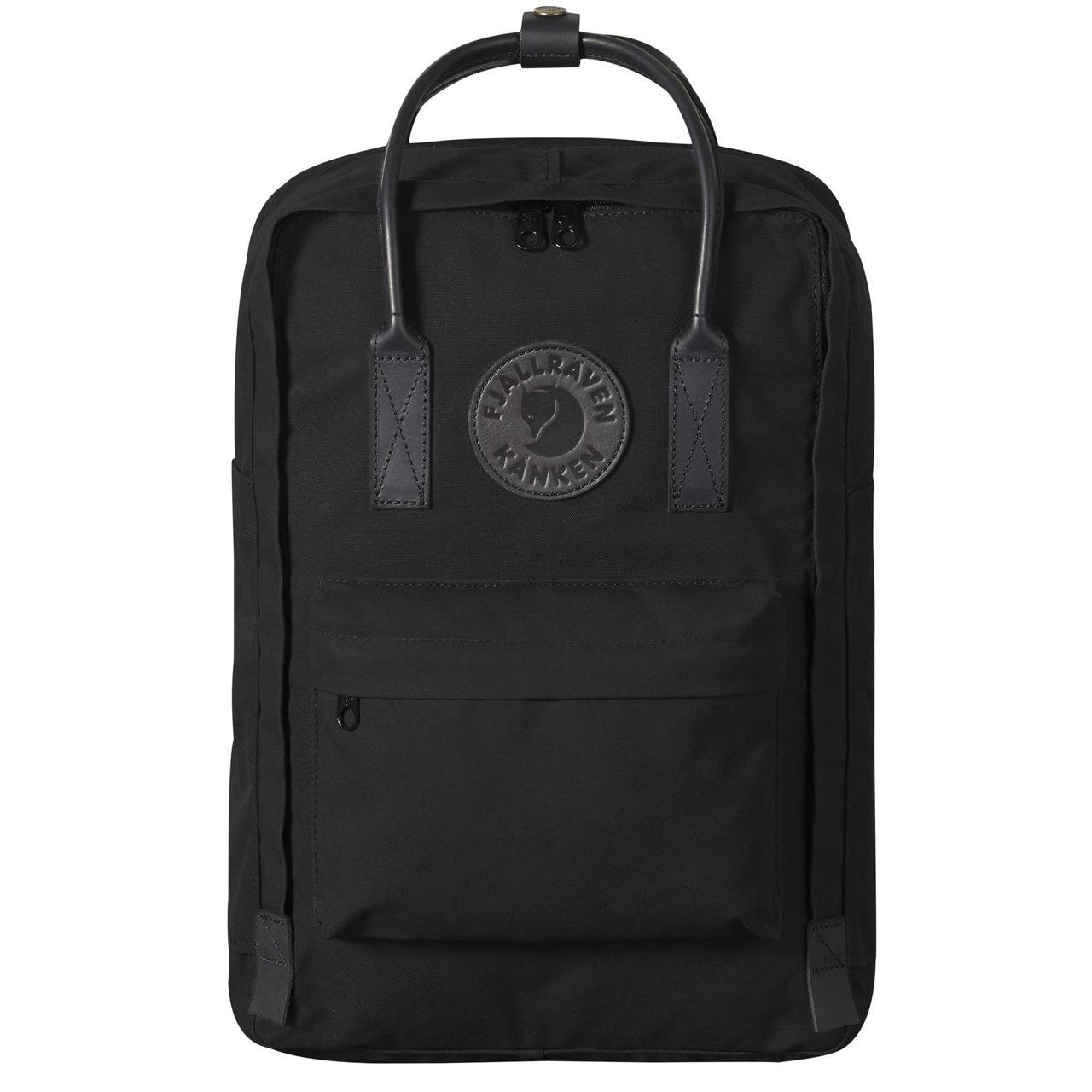 Рюкзак Fjallraven Kanken No. 2 Laptop 15 Black