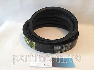 Ремень привода молотильного барабана John Deere Z61827 (AP1001755/ 0227241/ Z61150) 2560-2HC/22x17 GATES