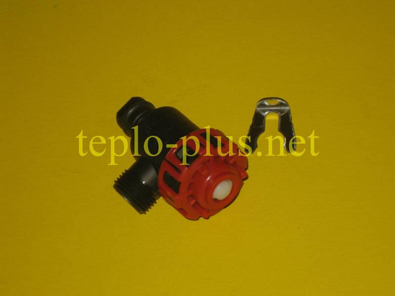 Предохранительный клапан 3 бар (клапан безопасности) 8718644566 Bosch Gaz 6000 W WBN 6000-18(24)C RN, фото 2