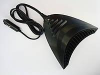 Автомобильный керамический тепловентилятор CarCommerce 12V 42015 Cyclon. Обдув лобового стекла Циклон