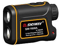 Дальномер лазерный ПРО + измеритель скорости SNDWAY SW-900A 900м   код: 10.04295