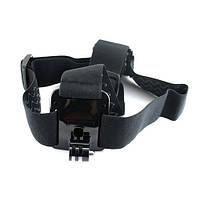 Крепление на голову для камер GoPro HD HERO 3 4 | код: 10.03416