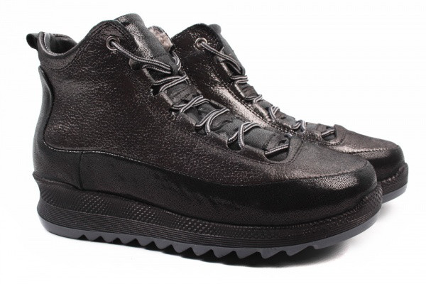 Ботинки Mumin Dulun натуральный сатин, цвет черный