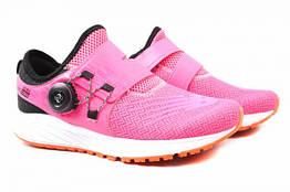 Кроссовки New Balance текстиль, цвет розовый