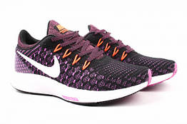 Кроссовки Nike текстиль, цвет фиолетовый