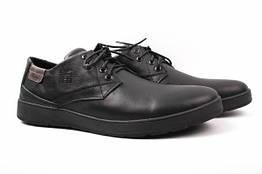 Туфли комфорт Maxus Shoes натуральная кожа, цвет черный