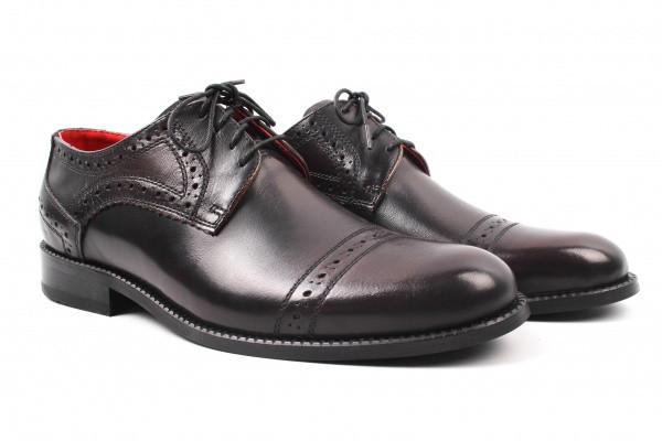 Туфли Silvani Virgilio натуральная кожа, цвет кабир