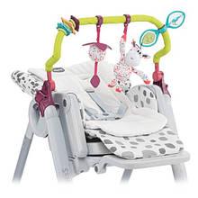 Дуга с игрушками Chicco для стульчика Polly Progres5 79590.00