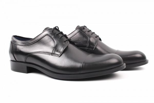 Туфли Fabio Conti натуральная кожа, цвет черный