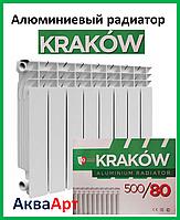 Алюминиевый радиатор Krakow 500х80