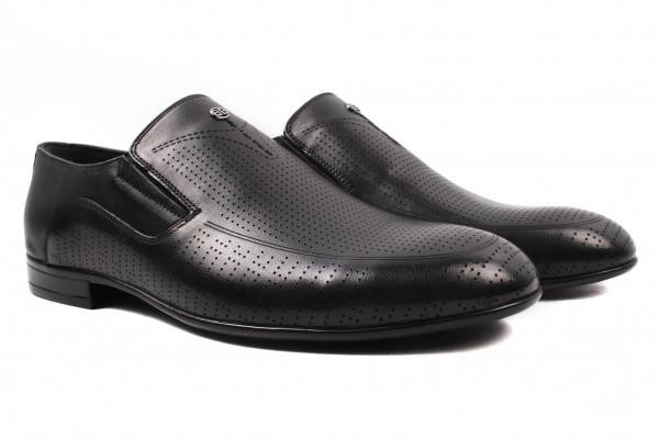 Туфли Ridge натуральная кожа, цвет черный