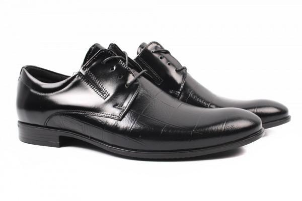 Туфли Tapi натуральная кожа, цвет черный