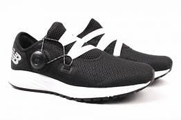 Кроссовки New Balance текстиль, цвет черный
