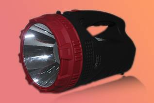 Мощный поисковый фонарь Yajia YJ-2827В