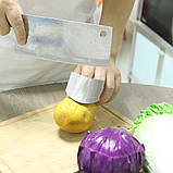 Защита на пальцы от пореза ножом, фото 3