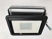 Уличный прожектор со встроенным датчиком движения  50W 6500K Код.59336