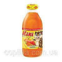Сок детский Kiki яблоко, морковь, банан  Польша 330 мл