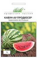 Семена арбуза АУ Продюсер круглый 1 г