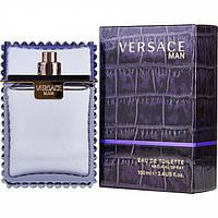 Мужская туалетная вода Versace Man Оригинал Версаче Мен 100мл