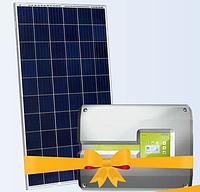 """Солнечная электростанция 10 кВт под """"Зеленый тариф"""", RSM60-6-285P Half-cell, инвертор Kostal PIKO"""