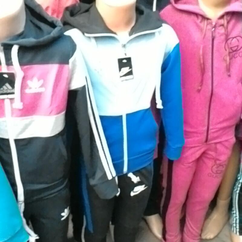 e8548977ced Спортивный костюм трикотаж-подросток  продажа